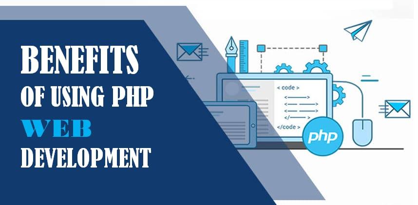 Benefits of PHP web development