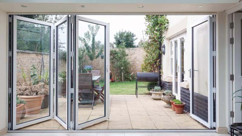 Bi-fold Windows Are A Perfect Home Solution