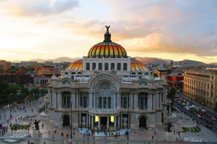 Context Travel in Mexico