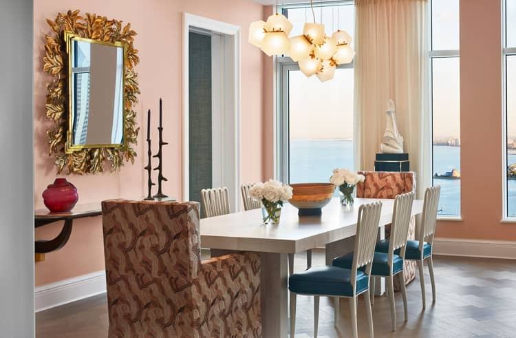 Enhance your dining room