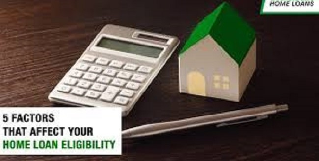 Factors affecting home loan eligibility