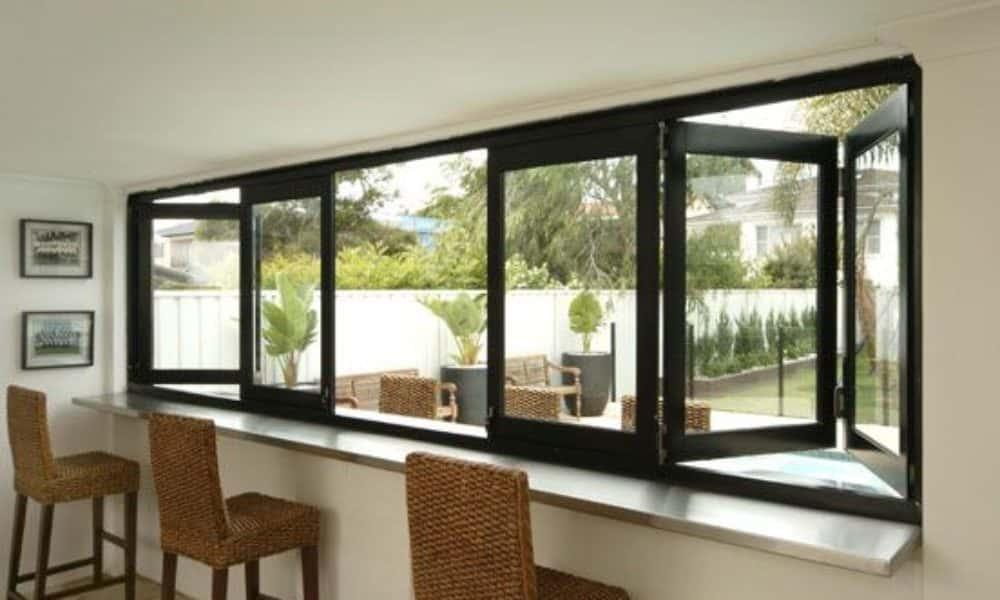 Functional Advantages of Bi-fold Windows