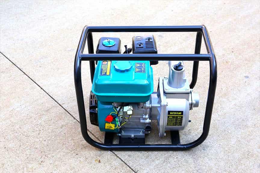 Low-Pressure Petrol Driven Water Pumps In Kenya