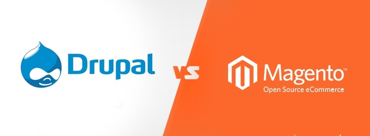 Magento vs Drupal For Web Development
