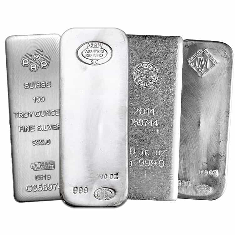 Purchasing silver bars