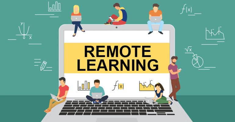 Remote learning offers critical flexibility