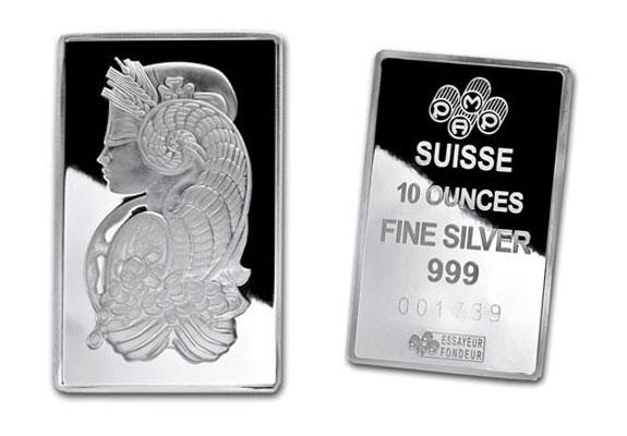 Silver bar identification