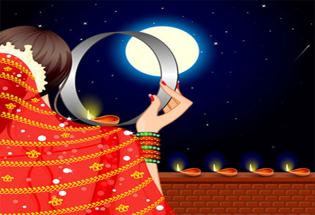 Some interesting and amazing ways of a Virtual KarvaChauth Celebration!