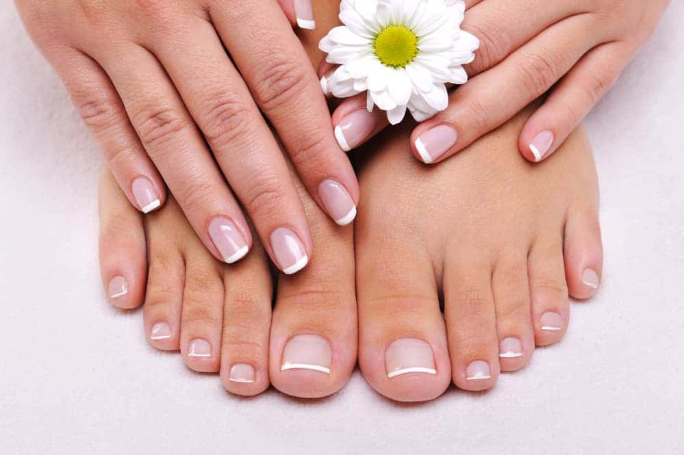 Types of Pedicure