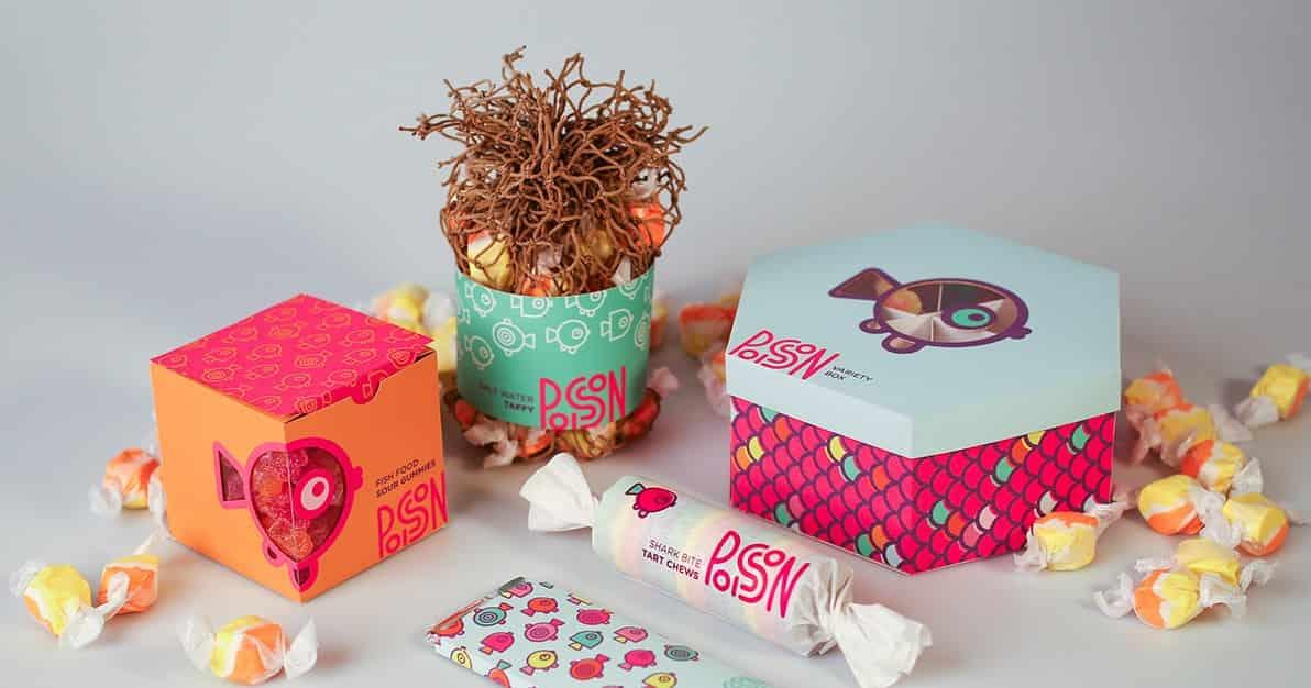 Utilize custom candy boxes Sustainability