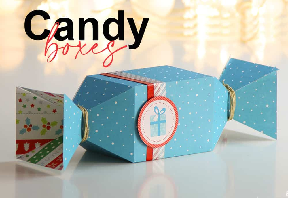 Utilize custom candy boxes attractive presentations