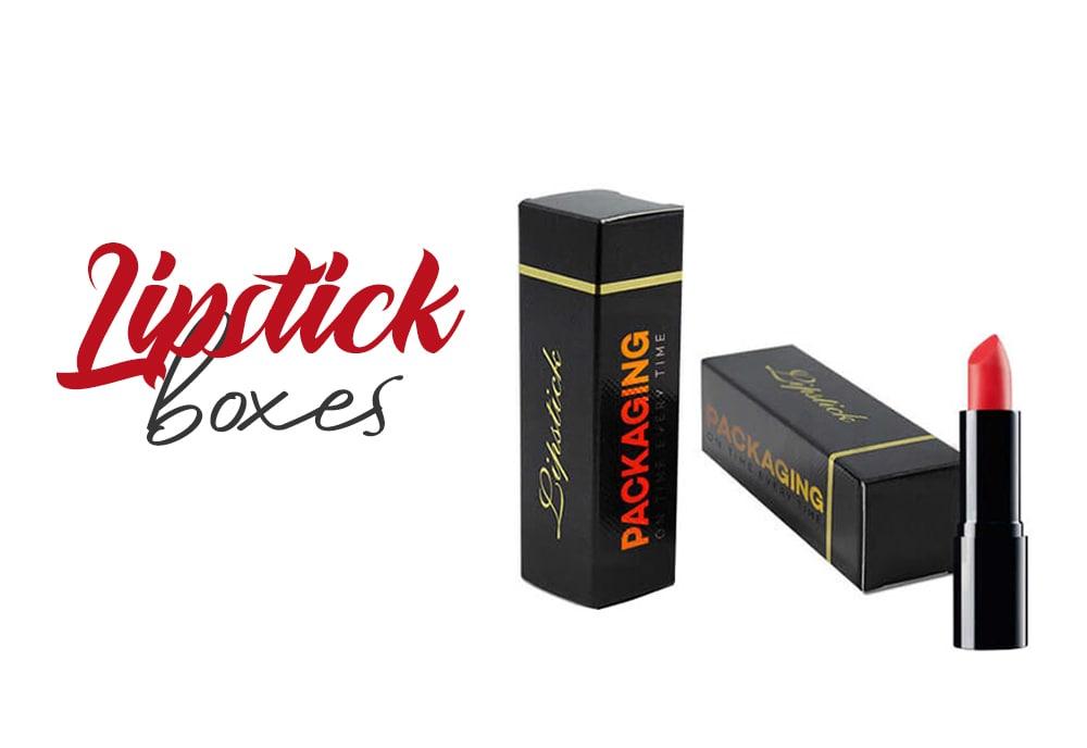interesting and impressive designs for custom lipstick packaging