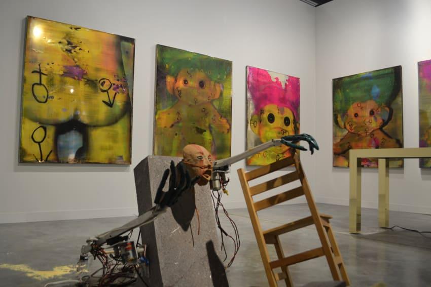 painting chambers
