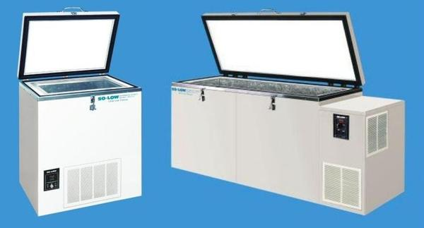 selection of an ultracold freezer