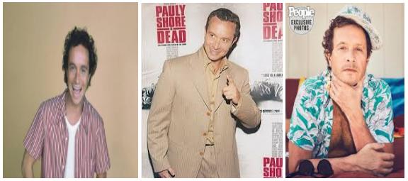 Pauly Shore Net Worth