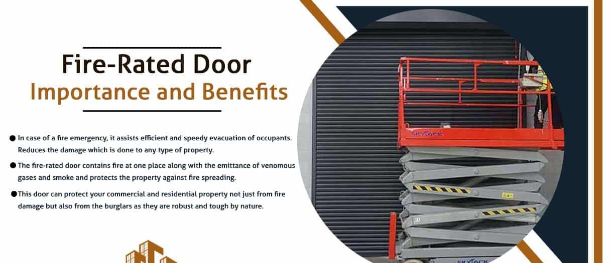 Fire Door Benefits