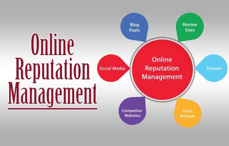 Online reputation managment