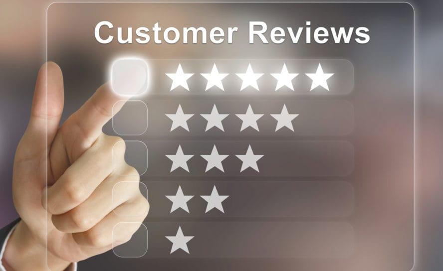 Positive Customer Reviews