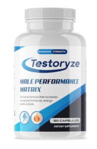 Testoryze Review