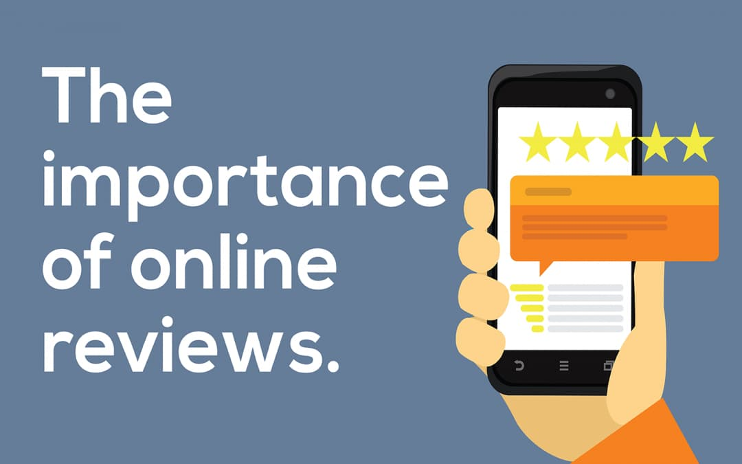 the importance of online review and reputation