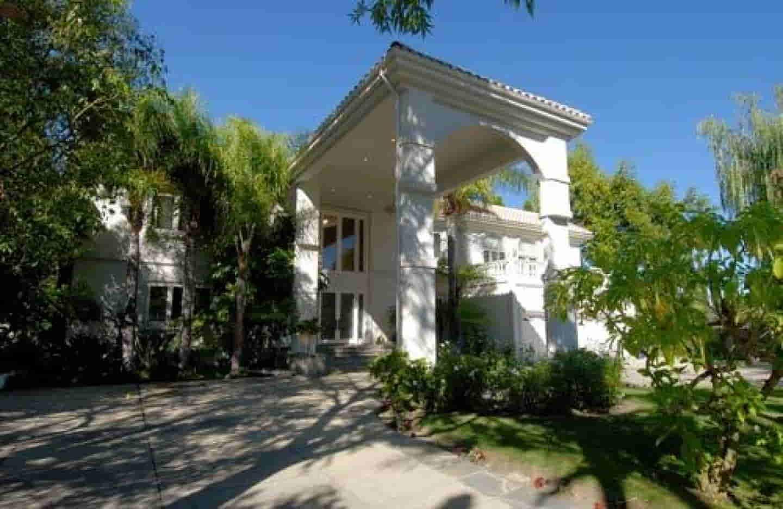Carlos Mencia house