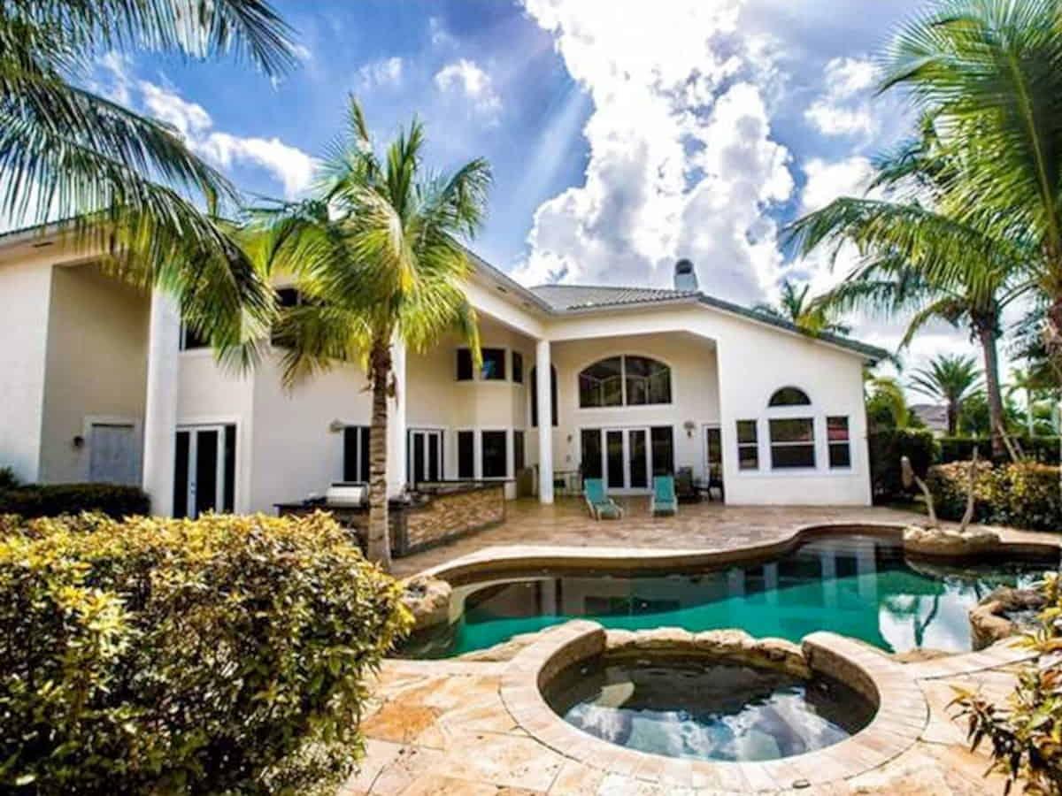 Chad Johnson Luxurious Mansion