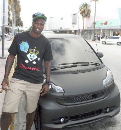 Chad Johnson car