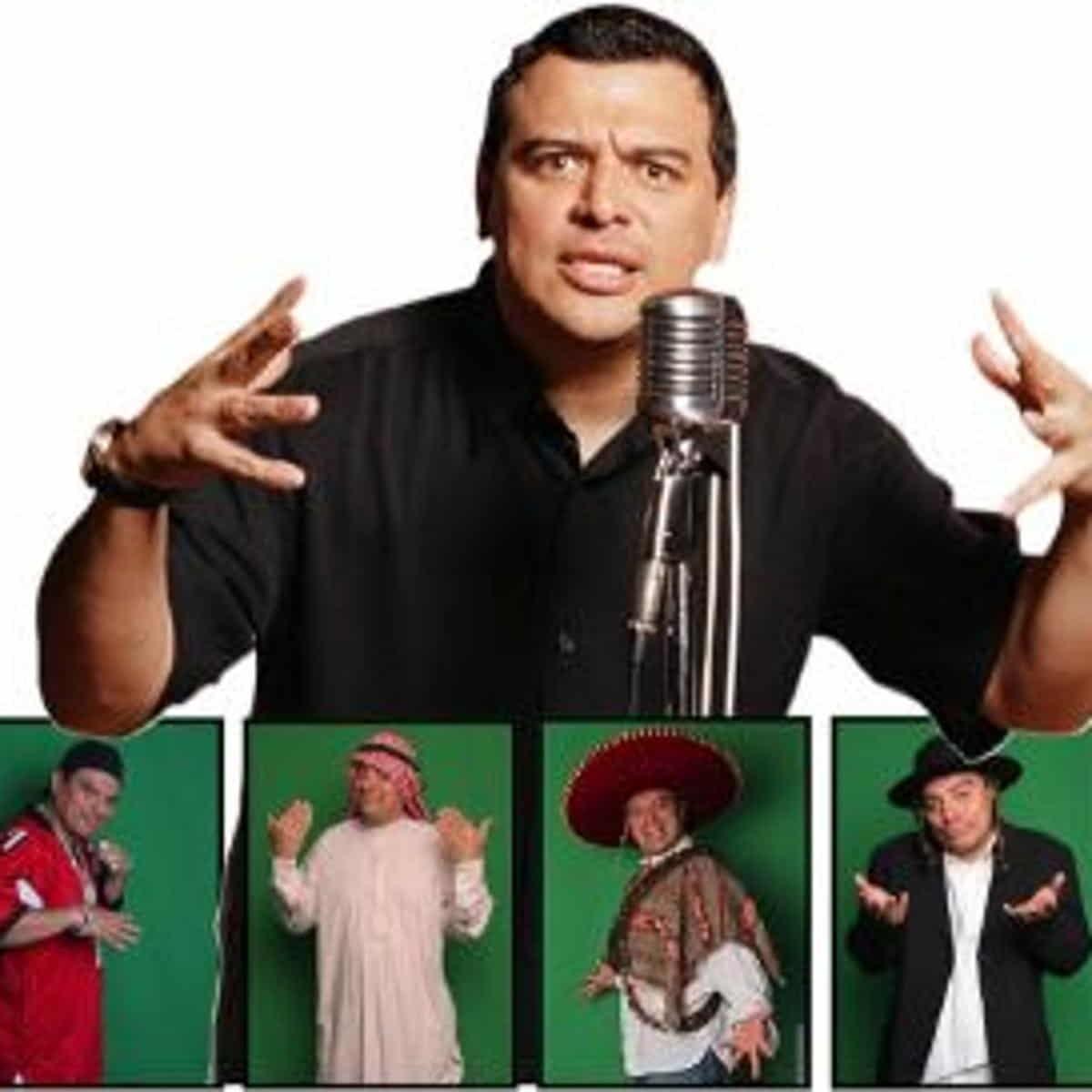 Life History of Carlos Mencia