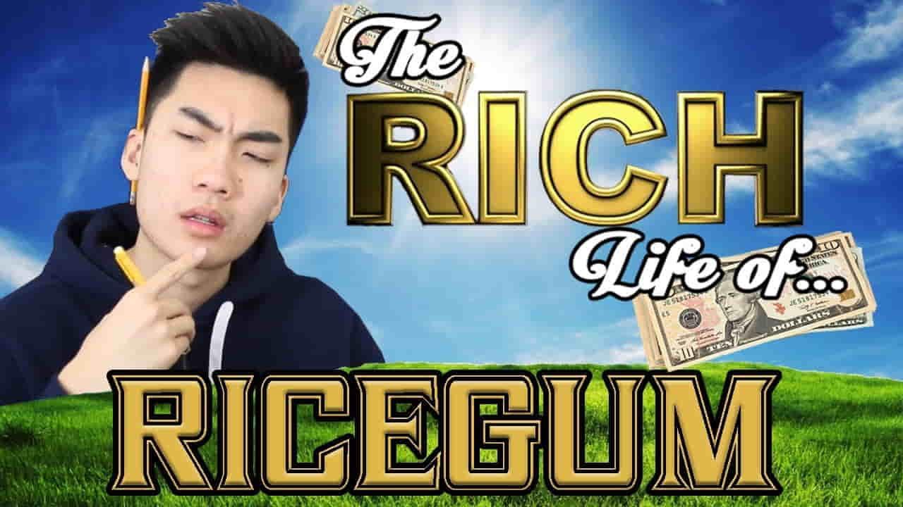 LifeStyle according to Ricegum Net Worth