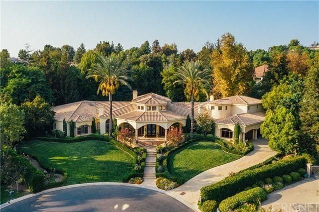 Nikki Sixx Mediterranean-Style Mansion