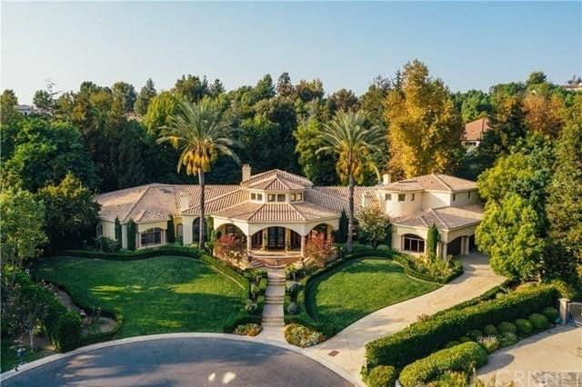 Nikki Sixx Net Worth supports his Mediterranean-Style Mansion