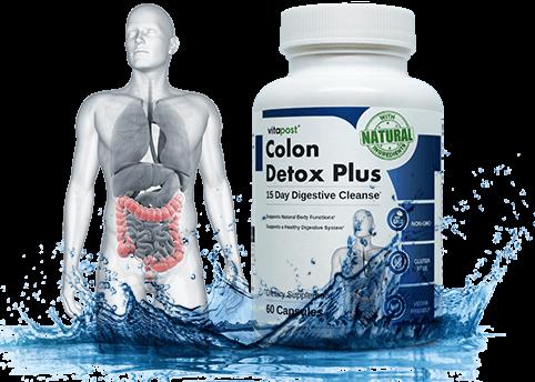 Colon Detox Plus Review [Should I buy this Cleanse Capsule]