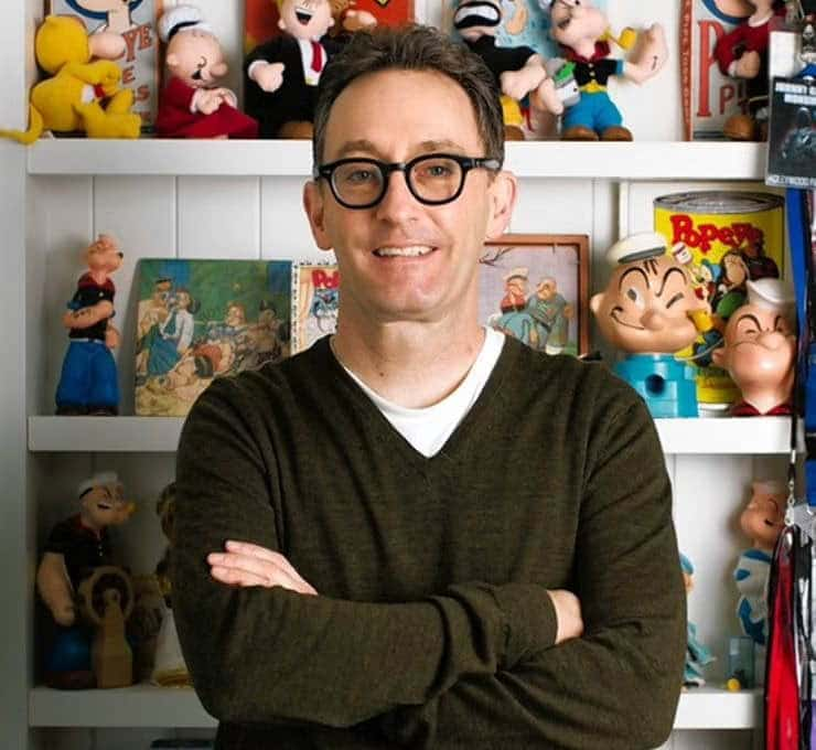 Tom Kenny Net Worth and Sources of Income