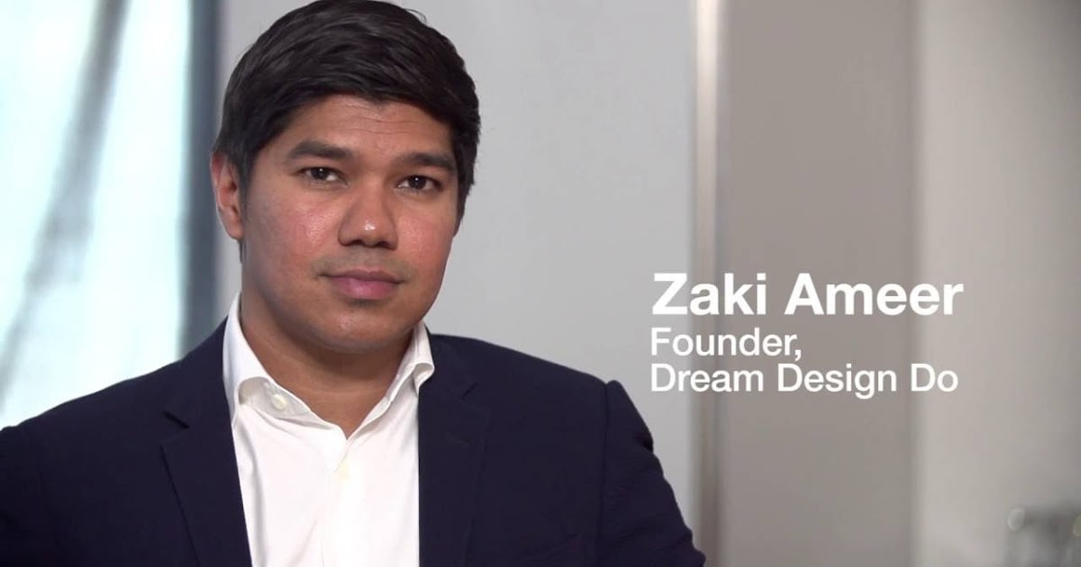 Real estate Founder Zaki Ameer - An actual property creator and (DDP Property)