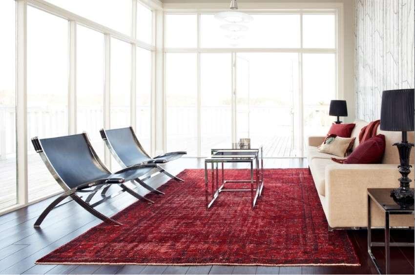 Choosing A Rug Color – Red Rugs Dubai